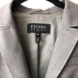 Escada sport | slim fit | virgin wool | blazer